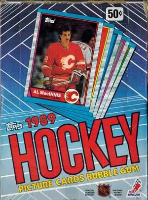 Hel Box 1989-90 Topps