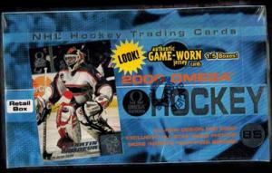 Sealed Box 1999-00 Pacific Omega Retail