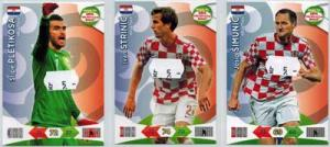 Base cards Croatia, 2013-14 Adrenalyn Road to the World Cup, Pick from list