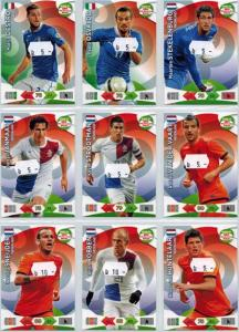 Base cards The Netherlands, 2013-14 Adrenalyn Road to the World Cup, Pick from list