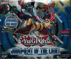 Yu-Gi-Oh, Judgement of the Light, 1 Display (24 boosters)