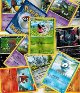 Coolcards Pokémonmix, 40 cards (One with foil)