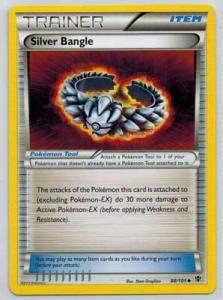 Pokémon, Plasma Blast, Silver Bangle - 88/101 - Uncommon