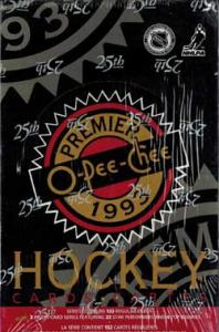 Sealed Box 1992-93 O-Pee-Chee Premier