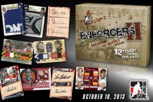 Sealed Box 2013-14 ITG Enforcers II