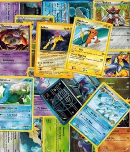 Coolcards Pokémon Raremix, 10kort, alla kort är rare