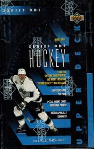 Hel Box 1993-94 Upper Deck, serie 1