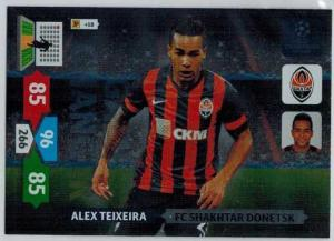 Game Changer, 2013-14 Adrenalyn Champions League, Alex Teixeira