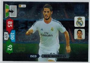 Game Changer, 2013-14 Adrenalyn Champions League, Isco