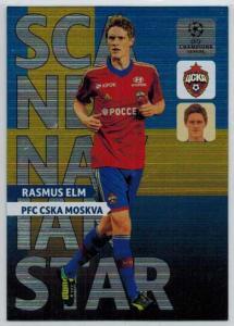 Scandinavian Star, 2013-14 Adrenalyn Champions League, Rasmus Elm