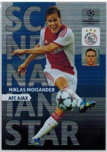 Scandinavian Star, 2013-14 Adrenalyn Champions League, Niklas Moisander