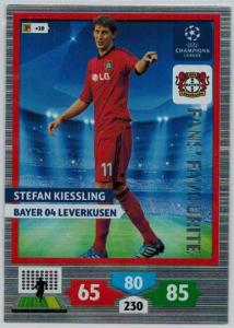 Fans Favourite, 2013-14 Adrenalyn Champions League, Stefan Kiessling
