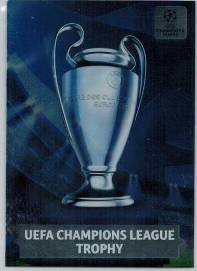 UEFA Champion League Trophy, 2013-14 Adrenalyn Champions League
