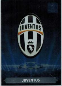 Team Logos, 2013-14 Adrenalyn Champions League, Juventus