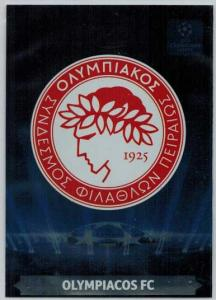 Team Logos, 2013-14 Adrenalyn Champions League, Olympiacos FC