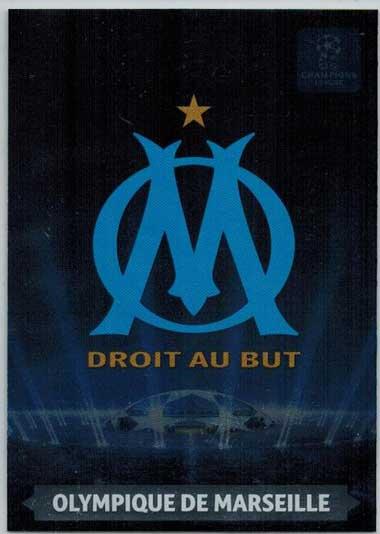 Team Logos, 2013-14 Adrenalyn Champions League, Olympique De Marseille