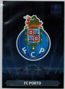 Team Logos, 2013-14 Adrenalyn Champions League, FC Porto