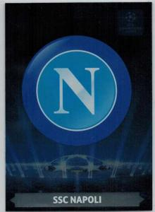 Team Logos, 2013-14 Adrenalyn Champions League, SSC Napoli