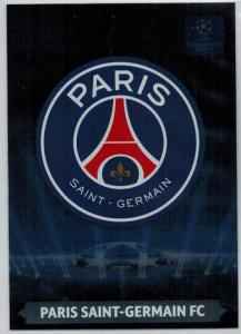 Team Logos, 2013-14 Adrenalyn Champions League, Paris Saint Germain FC