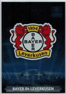 Team Logos, 2013-14 Adrenalyn Champions League, Bayer 04 Leverkusen