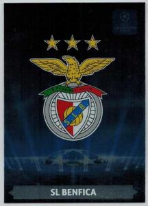 Team Logos, 2013-14 Adrenalyn Champions League, SL Benfica