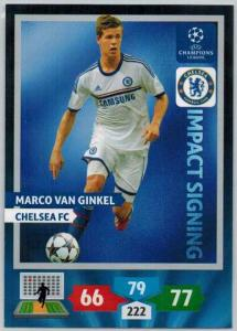 Impacts Signings, 2013-14 Adrenalyn Champions League, Marco Van Ginkel