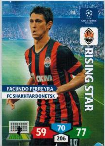 Rising Star, 2013-14 Adrenalyn Champions League, Facundo Ferreyra