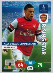 Rising Star, 2013-14 Adrenalyn Champions League, Alex Oxlade-Chamberlain