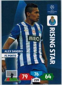 Rising Star, 2013-14 Adrenalyn Champions League, Alex Sandro