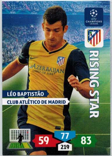 Rising Star, 2013-14 Adrenalyn Champions League, Leo Baptistao