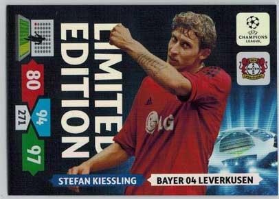 Limited Edition, 2013-14 Adrenalyn Champions League, Stefan Kiessling