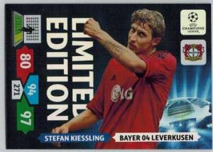 Limited Edition, 2013-14 Adrenalyn Champions League, Stefan Kiessling