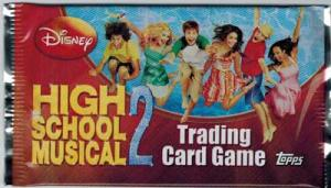 1 Pack High Scool Musical 2