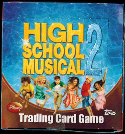 Hel Box High School Musical 2