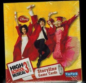 Full Box High Scool Musical 3