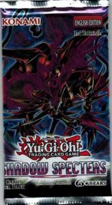 Yu-Gi-Oh, Shadow Specters, 1 Booster