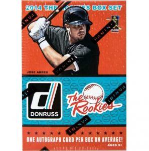 2014 Panini Donruss The Rookies Baseball Factory Update Set