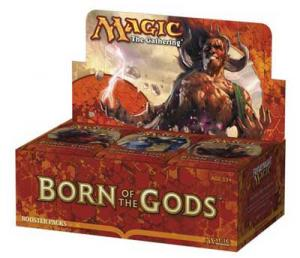 Magic, Born of the Gods, 1 Display (36 Boosters)