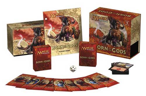 PRE-BUY: Magic, Born of the Gods, 1 Fat Pack