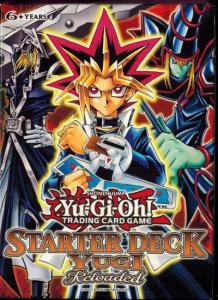 Yu-Gi-Oh, Yugi Reloaded, Starter Deck
