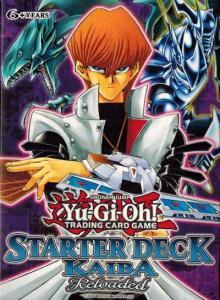 Yu-Gi-Oh, Kaiba Reloaded, Starter Deck