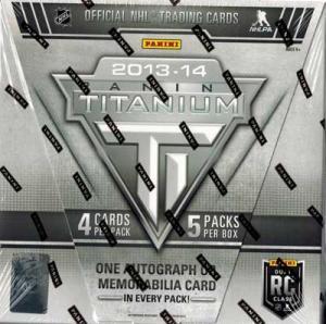 Hel Box 2013-14 Panini Titanium Hobby