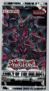 Yu-Gi-Oh, Legacy of the Valiant, 1 Booster