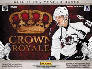 Sealed Box 2013-14 Panini Crown Royale