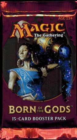 Magic, Born of the gods, 1 Booster