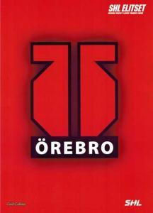Örebro HC Portfoliopärm A4 (Rymmer 90 kort)