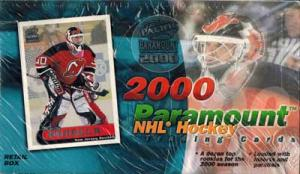 Hel Box 1999-00 Pacific Paramount Retail