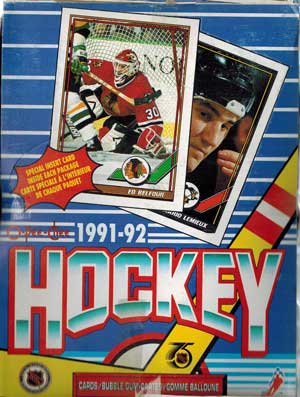 Full Box 1991-92 O-Pee-Chee