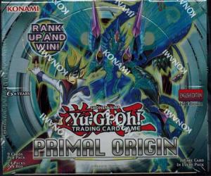 Yu-Gi-Oh, Primal Origin, 1 Display (24 boosters)