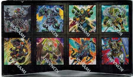 Yu-Gi-Oh, Primal Origin, Deluxe Edition - Små figurer